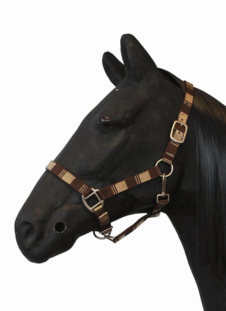 Paarden halster - Leidlijnen - Halstertouw!