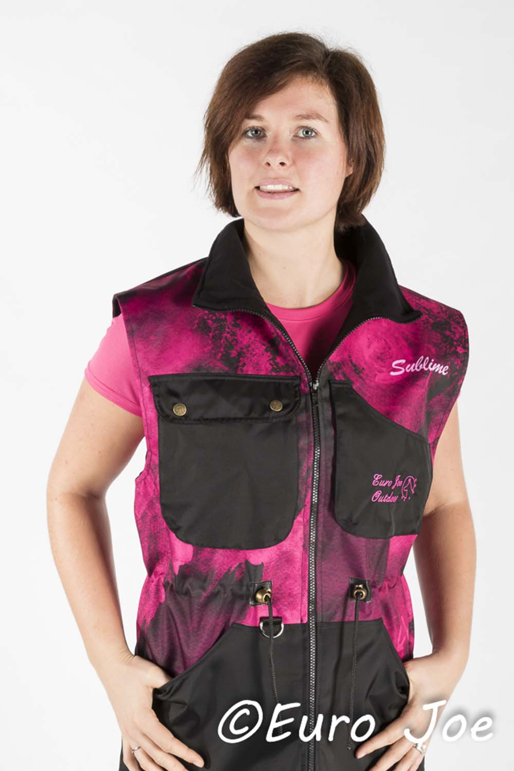 Training Vest Sublime Pink