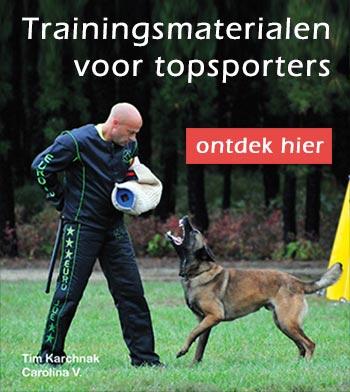 Trainingsmateriaal voor honden en hondensport