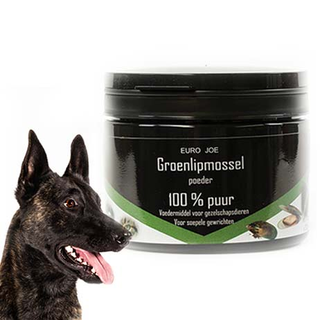 Natural nutritional supplements for dogs