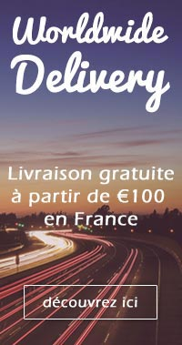 Livraison gratuite à partir de € 100 en France