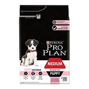 Pro Plan Medium Puppy - Peau Sensible - Saumon