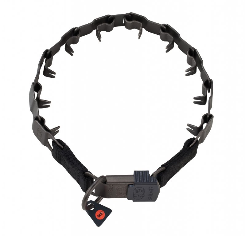 Neck-tech sport van HS Sprenger - Neck Tech zwarte Sprenger ketting