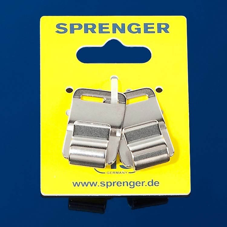 Accessories for Sprenger Collars - Chain link - Shackles