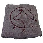 Gepersonaliseerde handdoeken & badjassen met naam of logo.