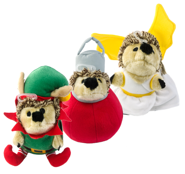 TPR Triangle Toss Tugger Pet  Dog Dental and Giggle Play Toy