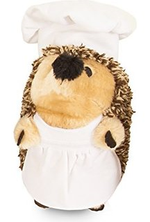 92785fc2c936 Zoobilee Chef Brown & White