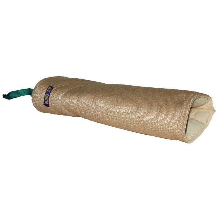 jute bite sleeve - protection sleeve!