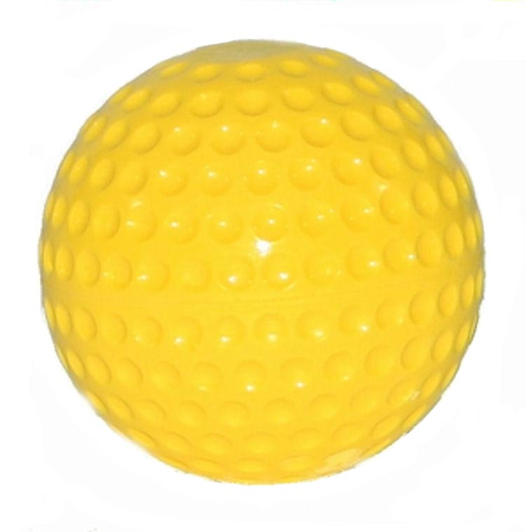 Yellow super ball