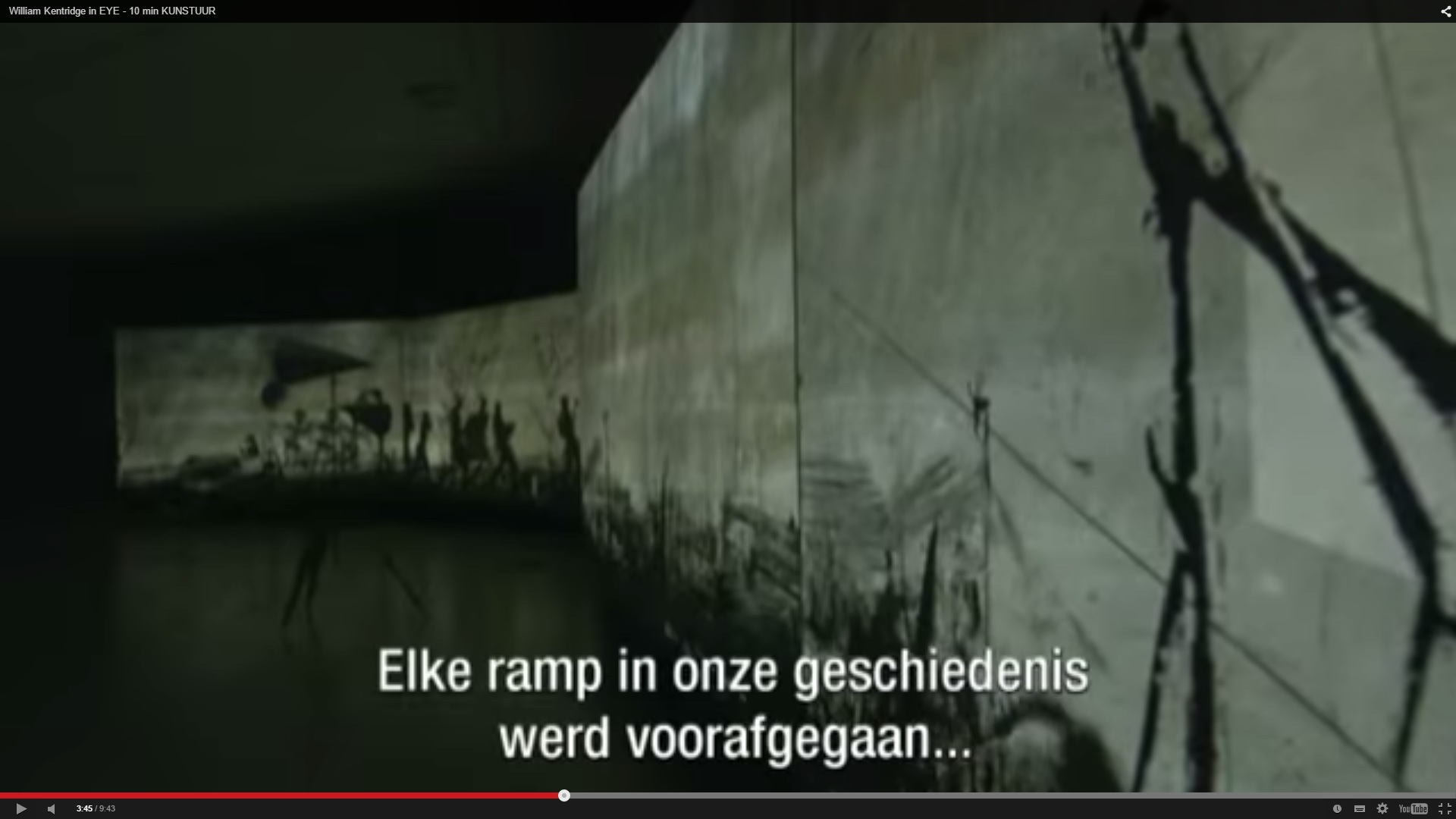 VIROC - William Kentridge
