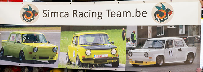 Spandoek Simca Racing Team