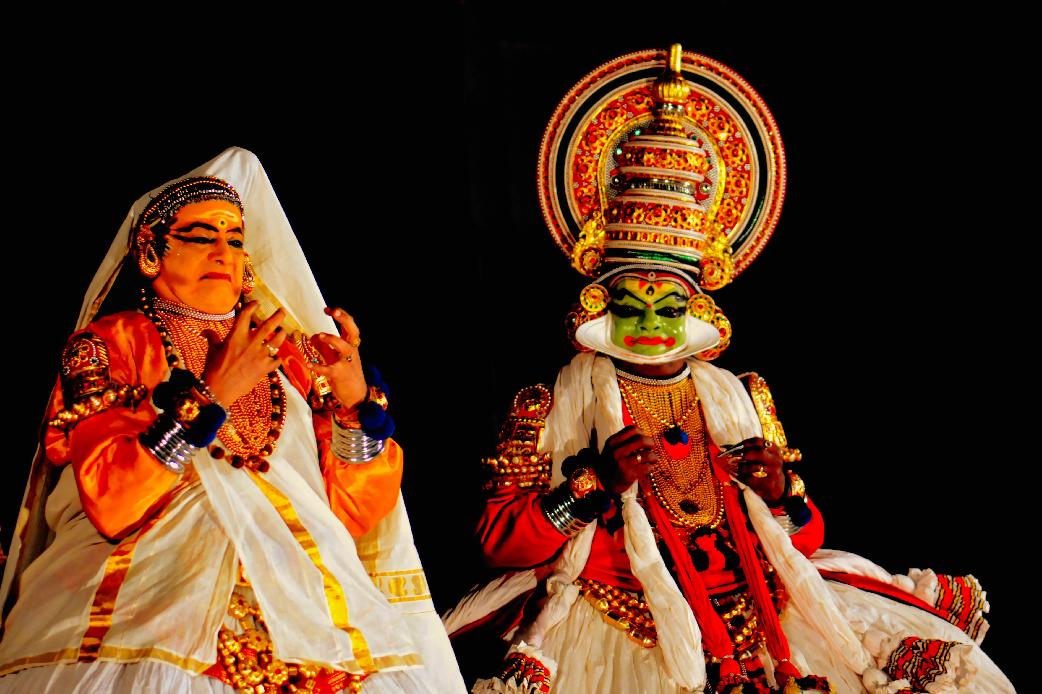 Kerala India Sfeerbeeld 1