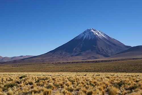 Llullallaico vulkaan