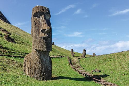Moai-beeld (extensie Paaseiland)