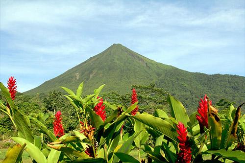Cordillera de Tilaran-gebergte