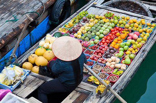 Drijvende Markten