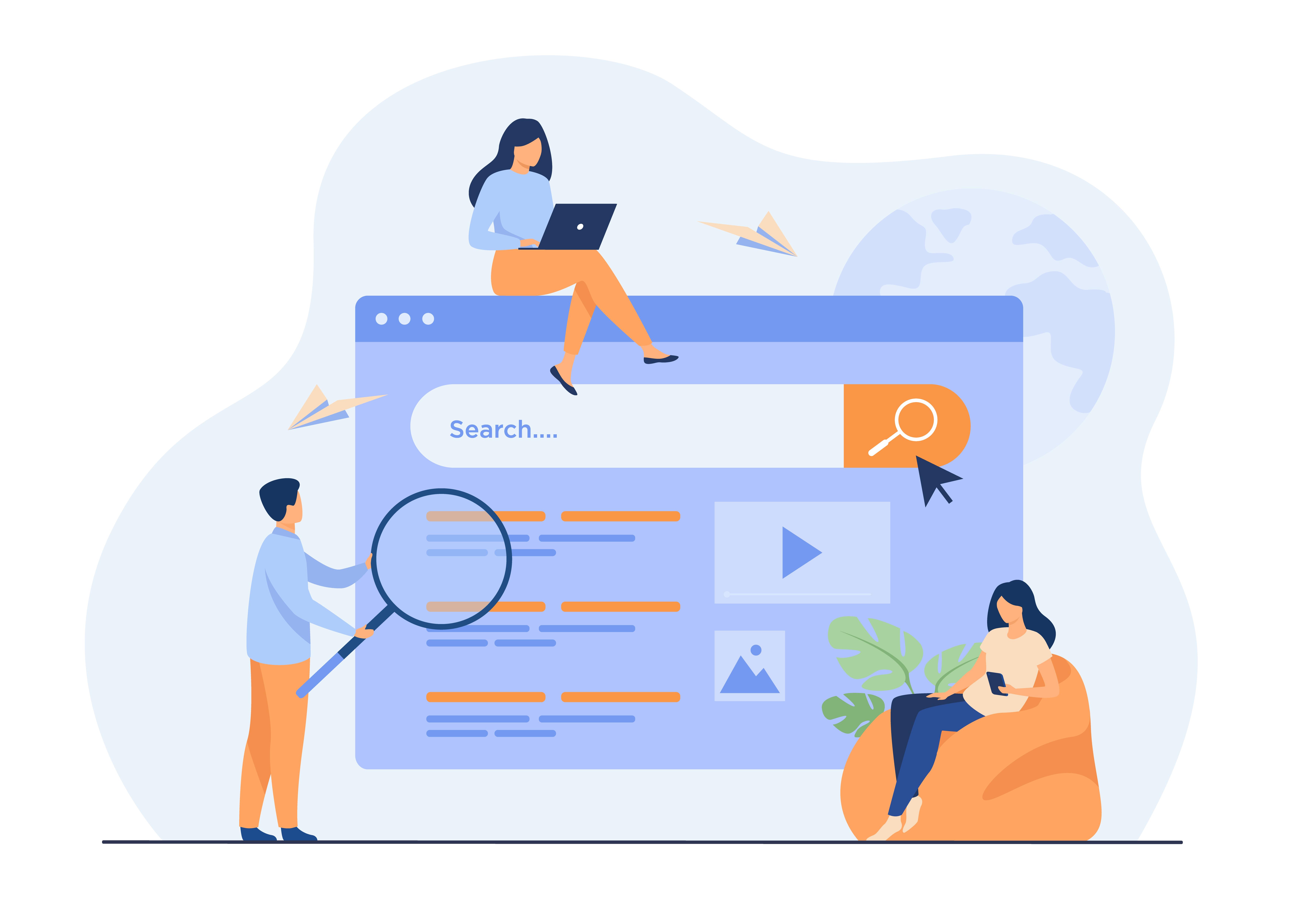 Hoe werkt SEO zoekresultaat precies