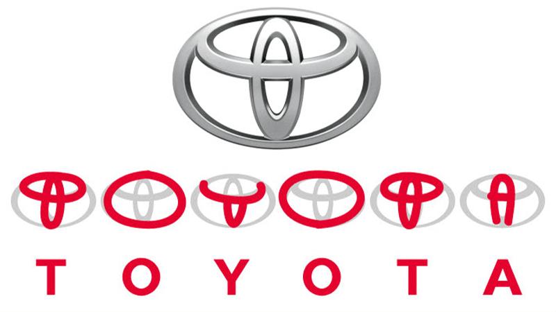 Verhaal achter Toyota logo