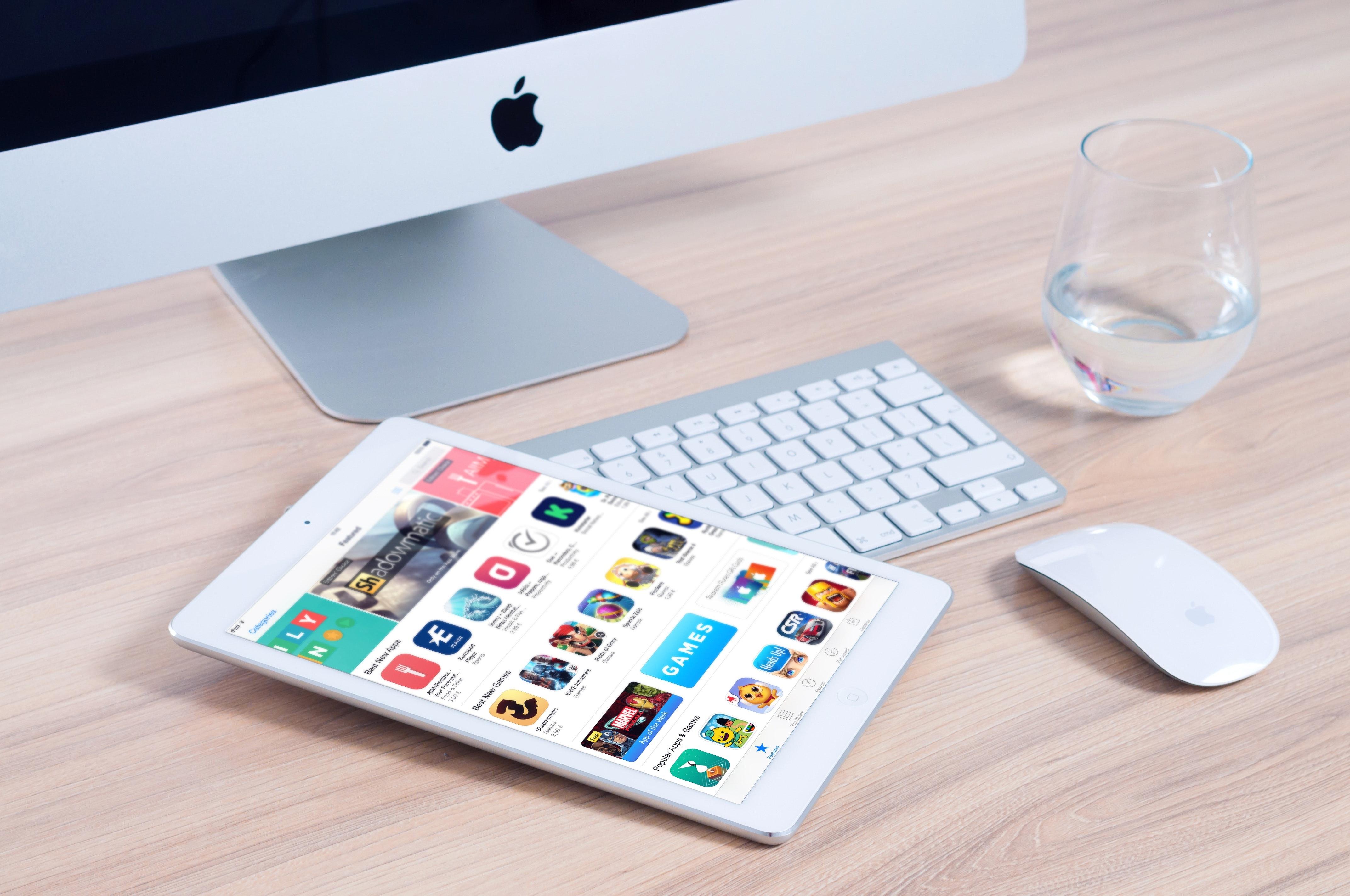 Voordelen aan mobiele apps