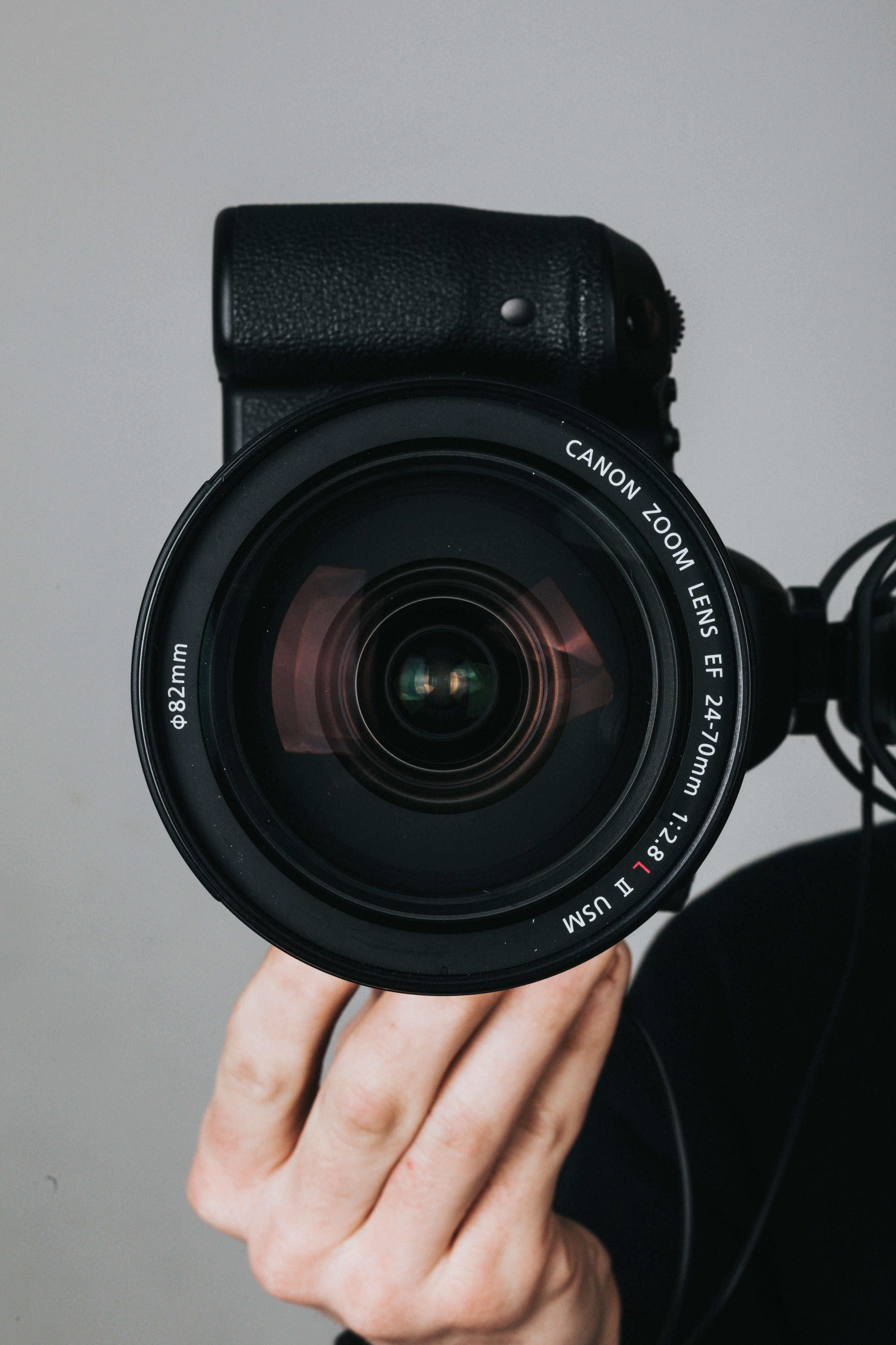 Is een fotograaf noodzakelijk
