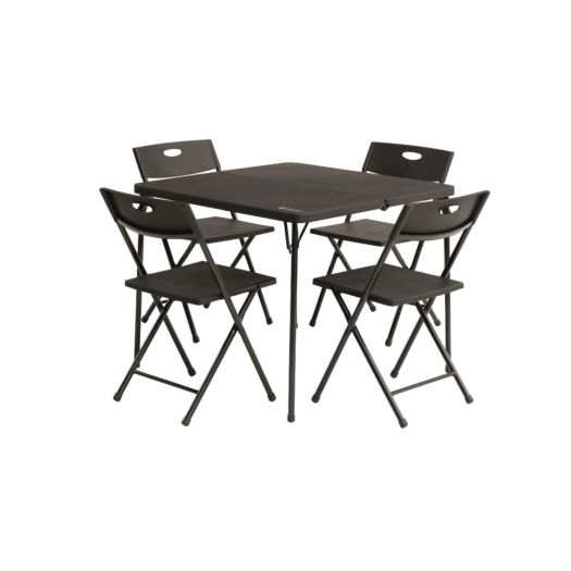Tafel en 4 zetels