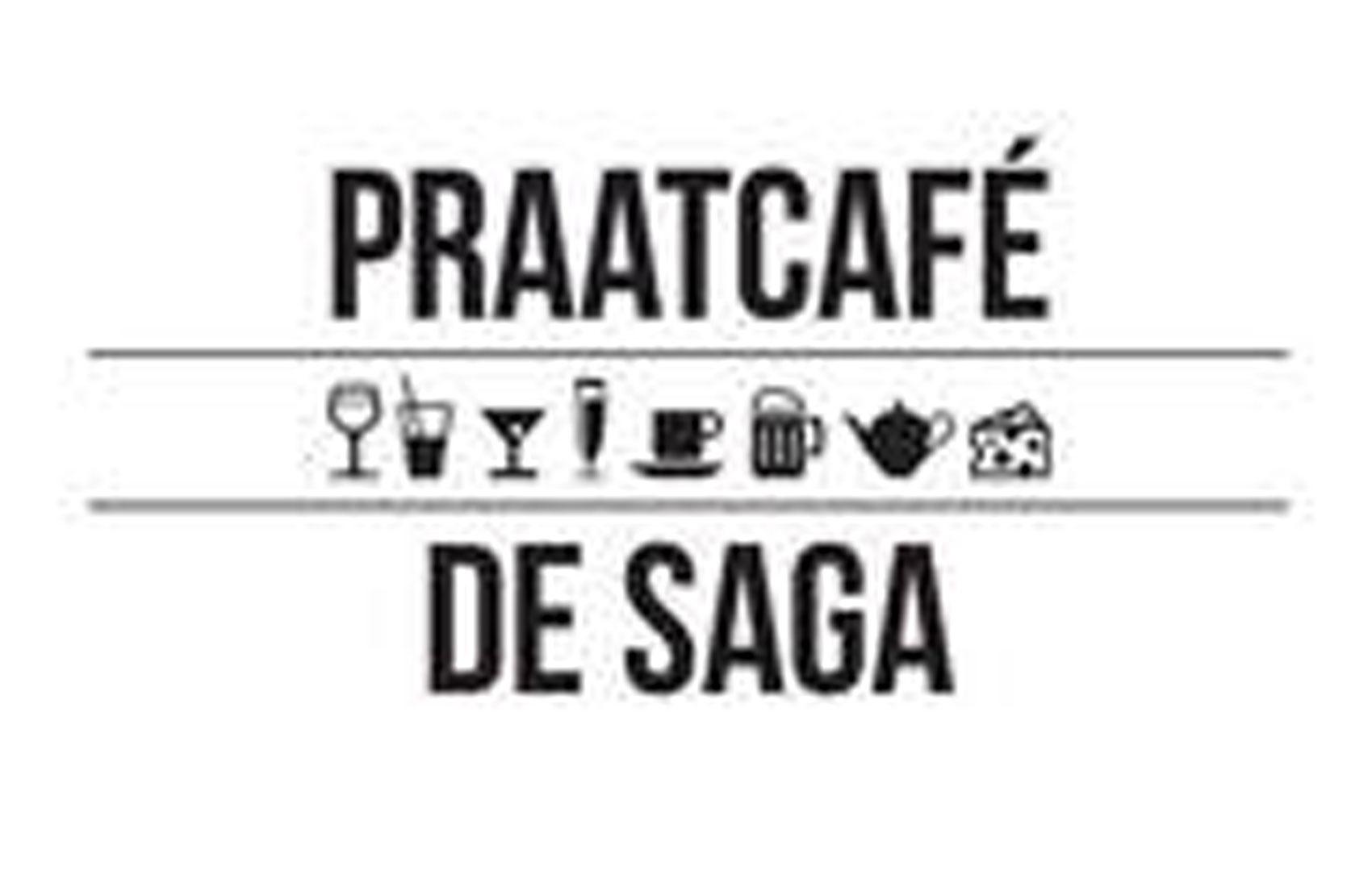 De Saga praatcafé